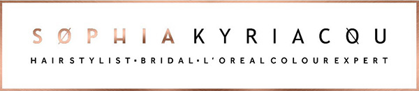 Sophia Kyriacou - Hairstylist, Bridal, L'Oreal Colour Expert